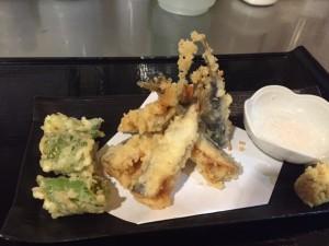 イワシの天ぷら