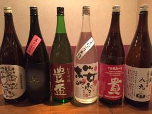 日本酒201704